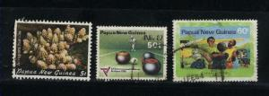 Papua New Guinea   different used PD