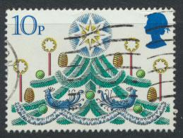 Great Britain SG 1138 - Used - Christmas