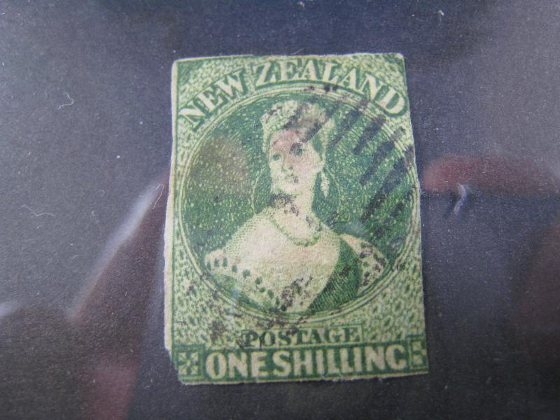NEW ZEALAND  SCOTT #25   Used