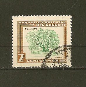 Uruguay 607 Used
