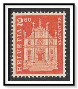 Switzerland #399B Church MNH