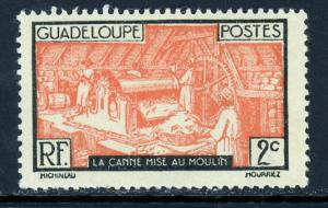 Guadeloupe 97 Unused (MH)