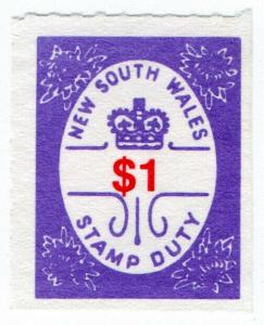 (I.B) Australia - NSW Revenue : Stamp Duty $1