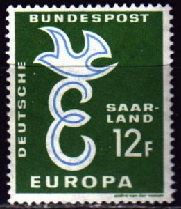 Germany. 1958. 439 from the series. Europa Sept. MNH.