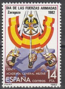 Spain #2292 MNH VF (V3168)