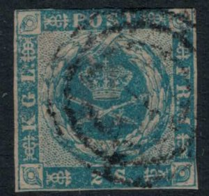 Denmark #3  CV $60.00
