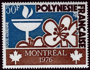 French Polynesia SC C136 MNH VF...Fill a wonderful spot!!