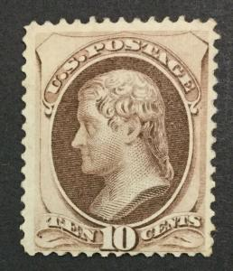 MOMEN: US #150 MINT OG NH #28208