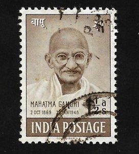India 1948 - U - Scott #203
