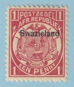 SWAZILAND 2  MINT NEVER HINGED OG ** NO FAULTS EXTRA FINE!