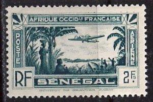 Senegal ~ Scott # C5 ~ MNH