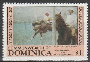 Dominica #859  MNH  (S9624)