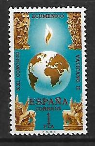 SPAIN, 1333, MNH,GLOBE AND FOUR BEASTS OF APOCALYPSE