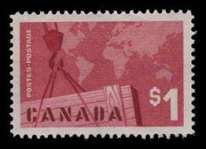 Canada Scott #411 OG MNH eGraded With Certificate XF 94