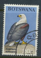 Botswana   SG 228 Used PO Cancel