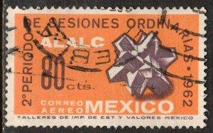MEXICO C269, Latin American Free Trade Association Used F-VF (1054)