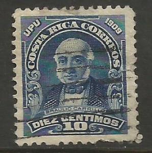 COSTA RICA 73 VFU W171