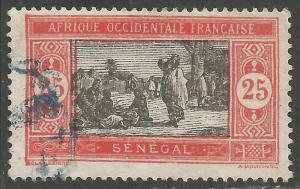SENEGAL 92 VFU Z2492