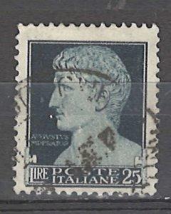COLLECTION LOT # 4960 ITALY #230 WMK 140 1929 CV+$35
