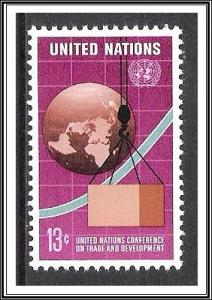 UN New York #274 Trade & Development MNH