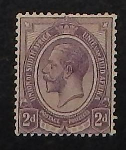 South Africa 5. 1913-24 2p Dull violet KGV