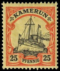 Cameroun - Scott 11 - Mint-Hinged