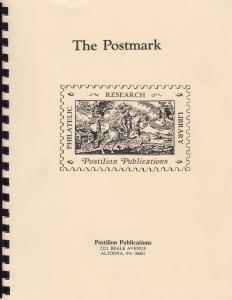 The Postmark, by Anton Kumpf-Mikuli. Reprint