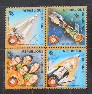 Space, Burundi, (2009-T)