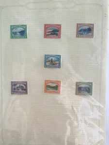 Trinidad and Tobago     mounted mint stamp page R29187