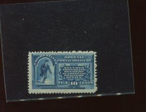 Scott E1 Special Delivery Unused Stamp (Stock E1-37)