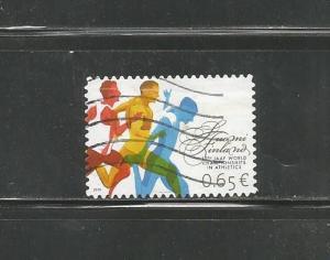 #1237 World Track Championships, Helsinki