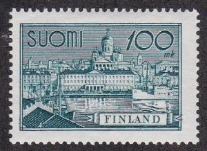 Finland # 350, South Harbor at Helsinki, LH, 1/3 Cat.