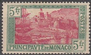 Monaco #91 F-VF Unused CV $8.50 (A16964)