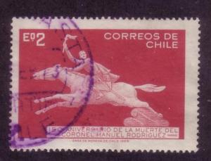 Chile Sc. # 378 Used Horses