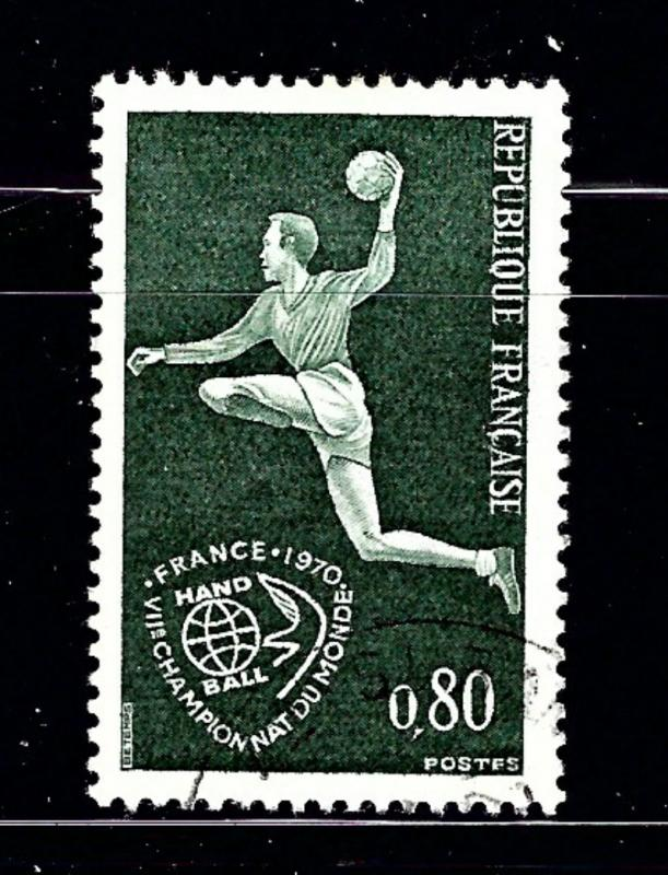 France 1265 Used 1970 Sports issue