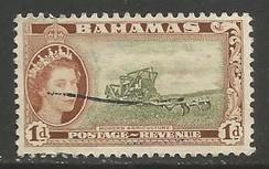 BAHAMAS 159 VFU L253-8
