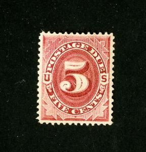 US Stamps # J25 XF OG HR Fresh Scott Value $100.00