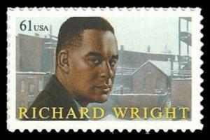 US #4386 61c Richard Wright, 2009, MNH, (PCB-2)