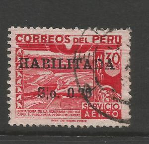 PERU C108 VFU Z5611-2
