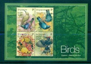 Singapore - Sc# 1017a. 2002 Birds. MNH. $6.00.