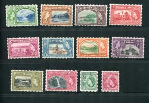 Trinidad & Tobago #72-83 Mint - Make Me An Offer