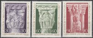 Liechtenstein #580-2  MNH  (S6147)