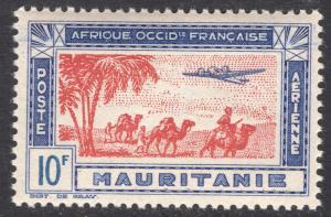 MAURITANIA SCOTT C11