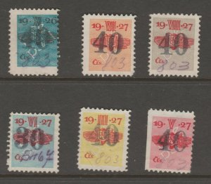 Unknown? Stamp Fiscal Revenue 8-22-20 Train Stamps ?