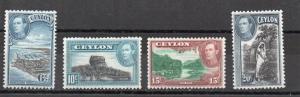 Ceylon 280-283 MH