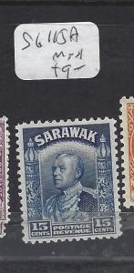 SARAWAK  (P1709B)    15C   BROOKE BLUE    SG 115A   MNH