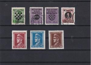 Croatia Stamps Ref 31164