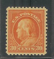 516 Mint OG XF NH Lovely stamp, post office fresh color, ...