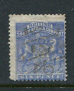 Rhodesia #6 used