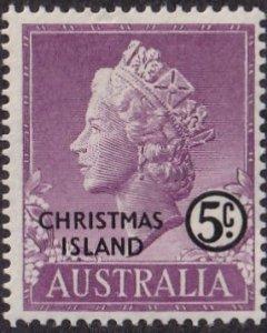 Christmas Island #3 Mint